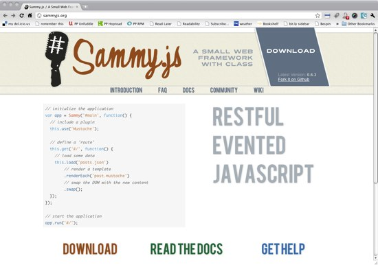 sammyjs.org
